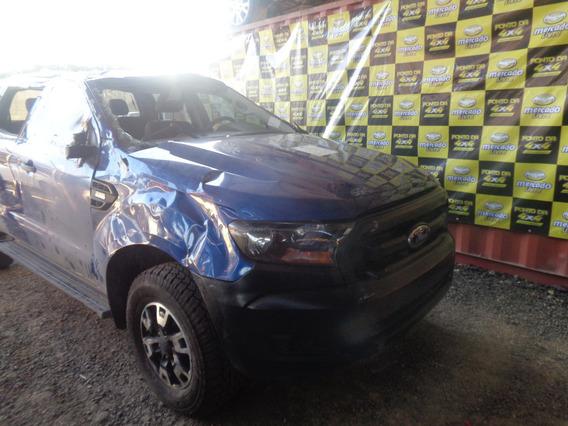 Sucata Ford Ranger Xl 2.2 Manual 4x4 2018 2019
