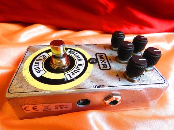 Mxr Black Label Chorus Zw38 .. Boss Ch1 Ce5 Stereo Analog Gt