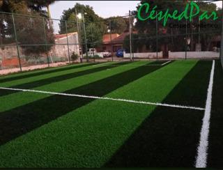 Césped Sintético 52 Mm Alfombra Para Canchas De Fútbol 5