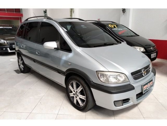 Chevrolet Zafira 2.0 Mpfi Elite 8v Flex 4p Manual
