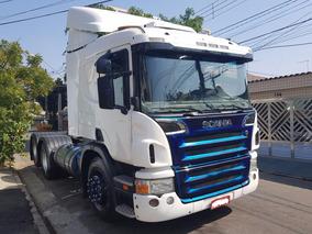 Scania P340 2012 6x2 Trucada Com Retarder P360 124 420 440