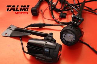Farol Milha Auxiliar Led Bmw F800 Gs F 800gs Modelo Original