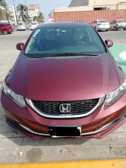 Honda Civic 1.8 Lx Sedan 5vel Mt 2013