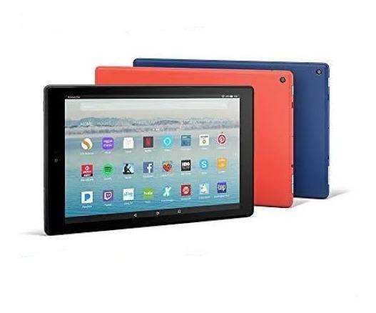Tablet Fire Hd 10 With Alexa 32 Gb Azul