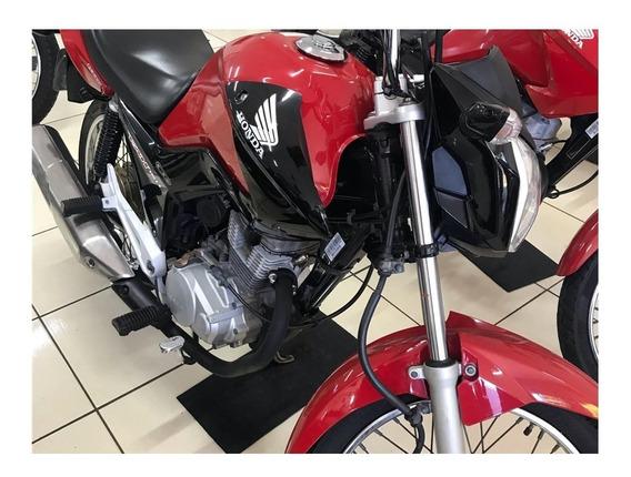 Honda Cg 150 Fan Esdi Rua