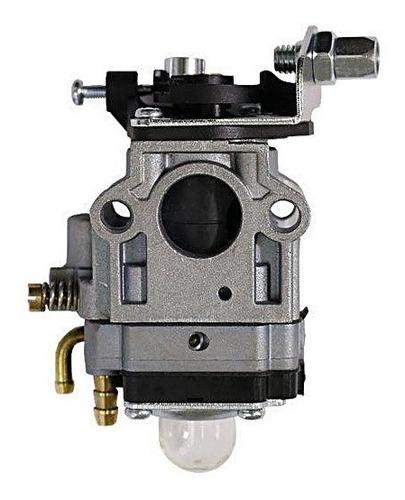Imagem 1 de 9 de Carburador Roçadeira Original Terra Gr430 - Gr520