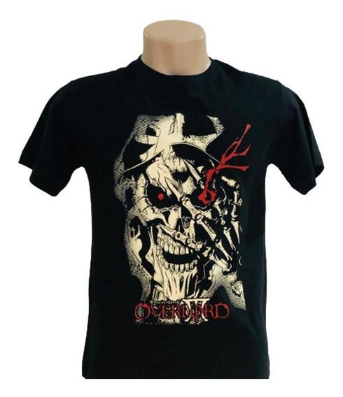 Camiseta Overlord - Anime - Unissex