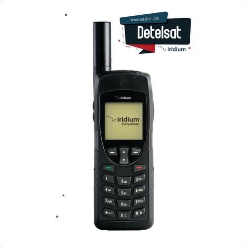 Teléfono Satelital Iridium 9555 + Recarga Servicio