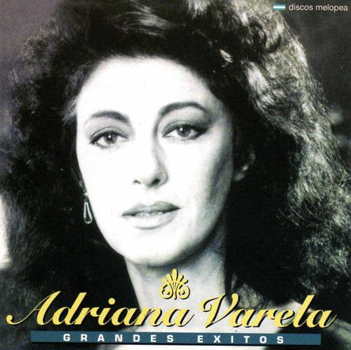 Adriana Varela - Grandes Éxitos - Cd