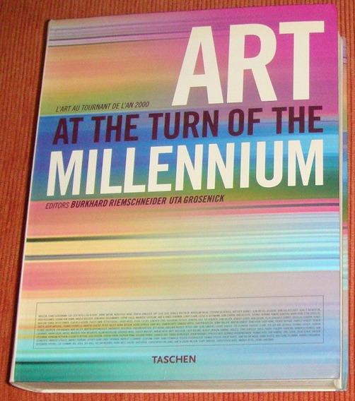 Livro Art At The Turn Of The Millenium ( Inglês - Francês )