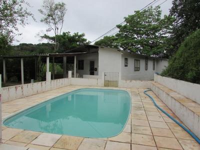 Juquitiba - Sítio/60.000 Mts/piscina/03 Dormit Ref: 04280