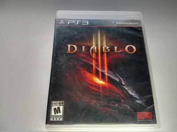 Jogo Ps3 Diablo 3