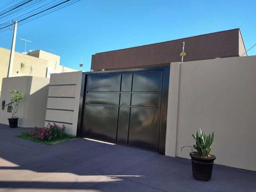 Imagem 1 de 14 de Linda Casa No Jardim Bela Vista - Três Lagoas