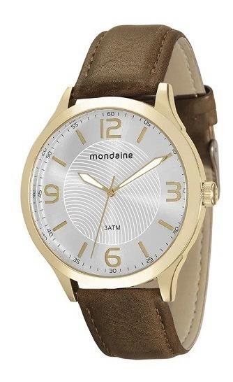 Relógio Mondaine Masculino Analógico 76661gpmvdh2