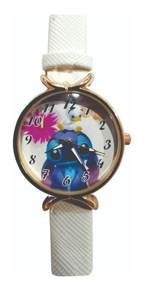 Reloj Dama Mujer Stitch Lilo
