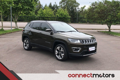 Jeep Compass Limited Flex - 2018