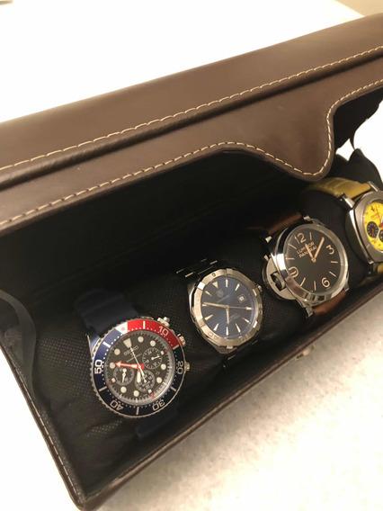 Relojes Y Pulseras Organizador Viaje Regalo