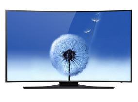 Televisor Samsung Un48h6800 Curvo Led Full Hd, Smart Tv, 3d