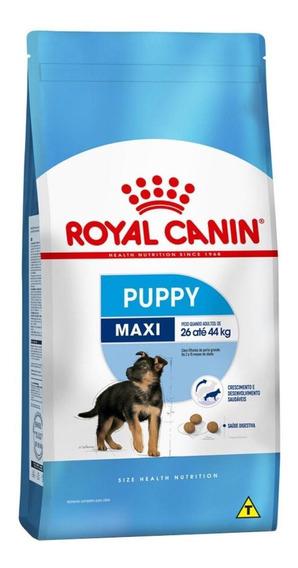 Ração Royal Canin Maxi Puppy Size Health Nutrition cachorro filhote raça grande mix 3kg