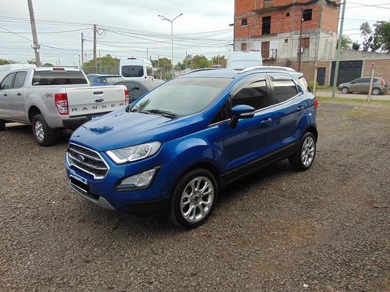 Ford Ecosport Titanium 1.5l Mt