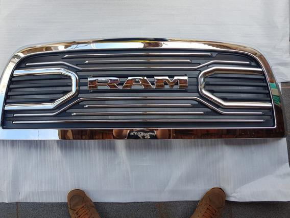Grade Dodge Ram 2500 Limited - 2012 Até 2018, Sem Adaptar, Desparafusa A Original E Parafusa Esta No Lugar