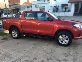 Vendo Toyota Hilux 2.8 Cd Sr 177cv 4x4 Excelente Estado