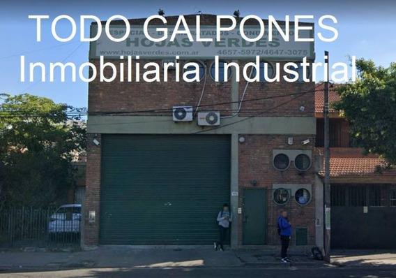 Galpones, Depósitos O Edificios Ind. Alquiler Ciudadela