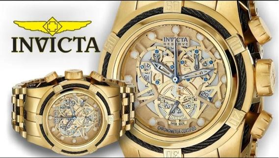 Relógio Original Invicta Zeus Skeleton