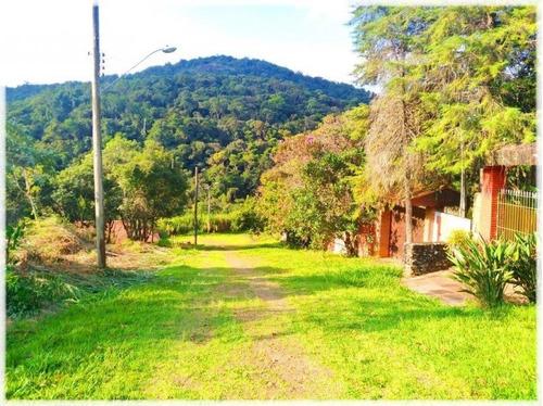 Terreno Em Condomínio A Venda No Bairro Estância Santa Maria Do Laranjal - Atibaia, Sp - 313