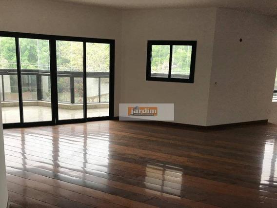 Apartamento Com 4 Dormitórios À Venda, 220 M² Por R$ 1.170.000 - Jardim São Caetano - São Caetano Do Sul/sp - Ap6156