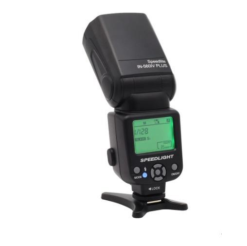 Flash Universal Câmera Dslr P/ Canon Nikon Panasonic Pentax