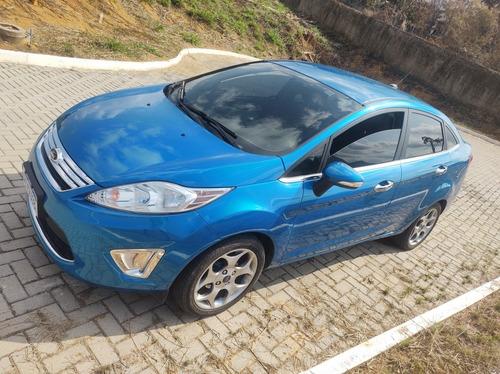 Imagem 1 de 10 de Ford Fiesta Sedan 2012 1.6 16v Se Flex 4p