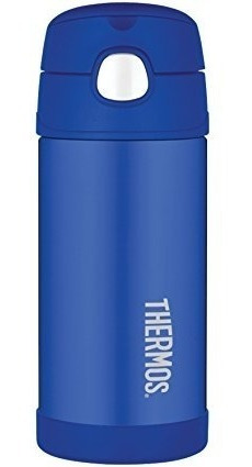 Thermos - Termo Para Bebidas - Azul- Original!!!