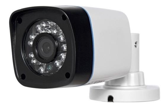 Câmera Segurança Cftv Ahd 1.0 Mp Ir Cut 20m 720p Hd Digital