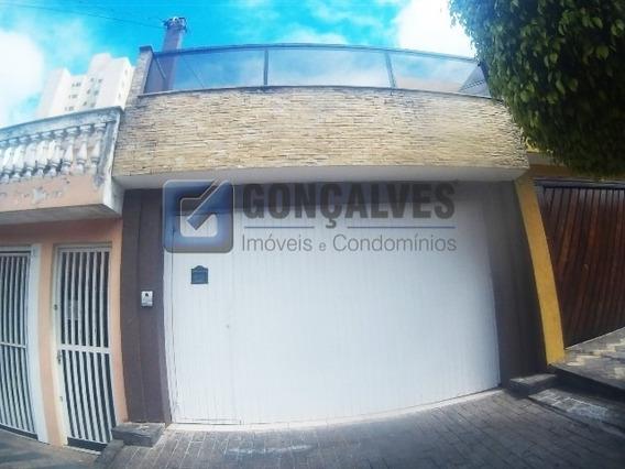 Venda Sobrado Sao Bernardo Do Campo Santa Terezinha Ref: 595 - 1033-1-59505