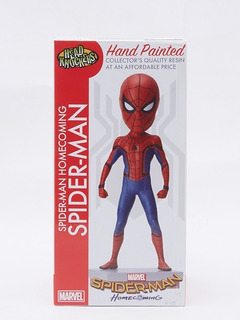 Spiderman Head Knockers Hand Painted Neca Original!!!