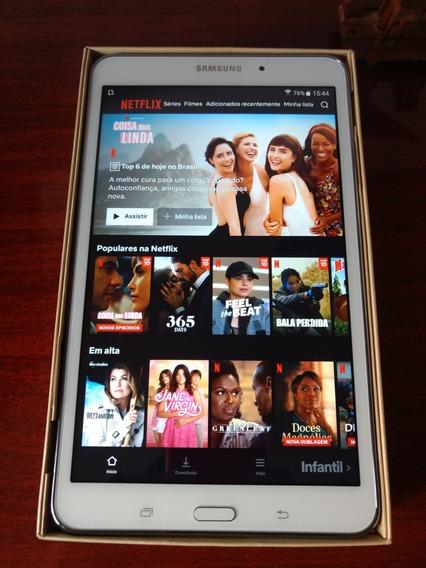 Tablet Samsung Galaxy Tab 4 Semi Novo.