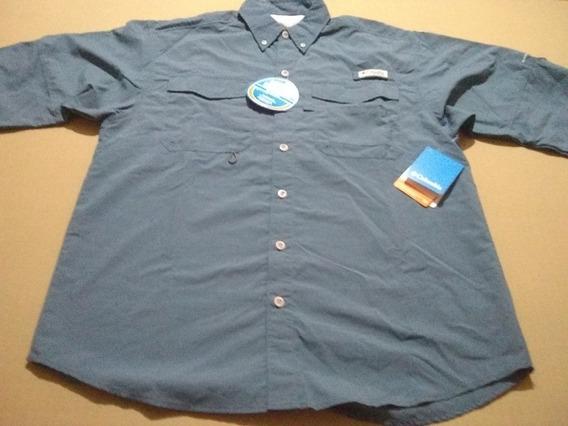 Camisa Columbia Pfg