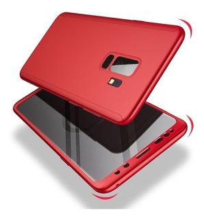 Forro Samsung A7 A8 A9 2018 Plus Anti-golpe Full 360