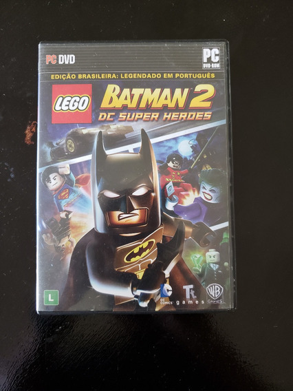 Game Batman 2 Lego For Pc