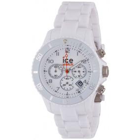 Relógio Chromatic Branco Médio Caixa 43 Mm Ice-watch