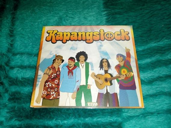 Cd Kapangstock- Grupo Kapanga- Perfecto Estado