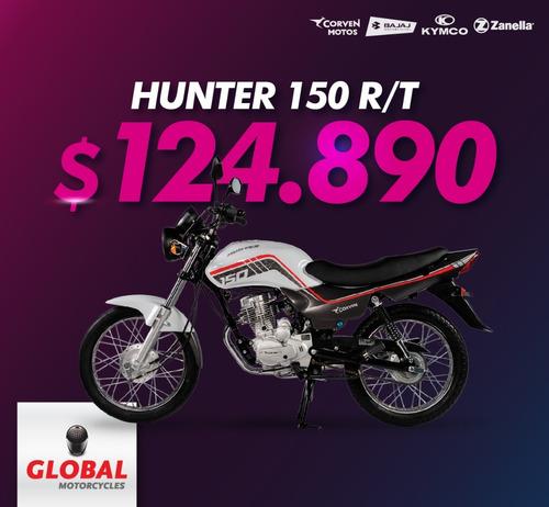 Imagen 1 de 14 de Corven Hunter 150 Econo  .- Globalmotorcycles