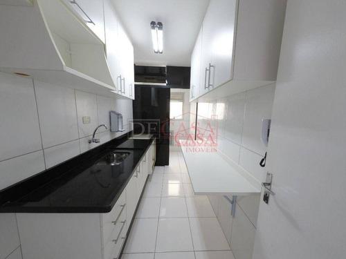 Imagem 1 de 21 de Apartamento Com 2 Dormitórios À Venda, 49 M² Por R$ 223.500,00 - Itaquera - São Paulo/sp - Ap6569