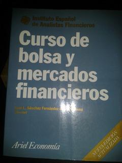 Libro Curso De Bolsa Y Mercados Financieros