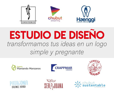 Diseño De Logotipo E Imagen Profesional / Tres Propuestas.
