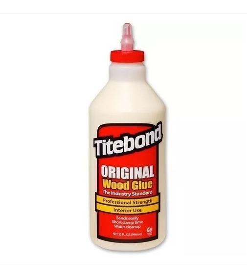 Titebond I Original 946ml (1l) Cola Especial Para Luthieria