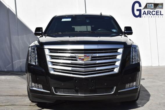 Cadillac Escalade Platinum V8 6.2l 83,000km 2016