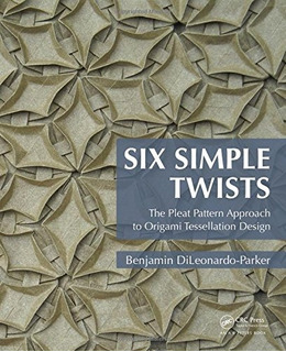 Book : Six Simple Twists: The Pleat Pattern Approach To O...