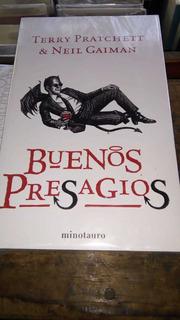 Buenos Presagios Terry Pratchett Neil Gaiman Minotauro
